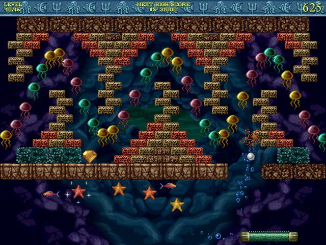 Bricks of Atlantis Screen shot